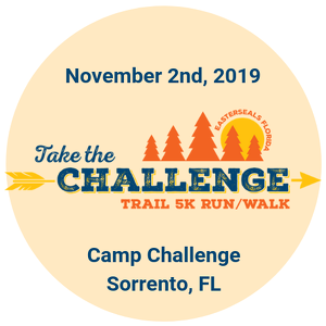 Event Home: Take The Challenge Trail Run/Walk