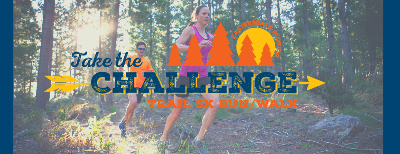 Take The Challenge Trail Run/Walk